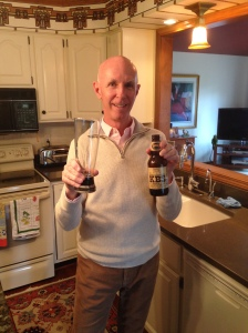 Dad with KBS